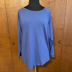 CHIC SOUL plus size slouchie with high low hem